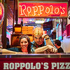The Window at Roppolo's, 6th Street - Austin, Texas