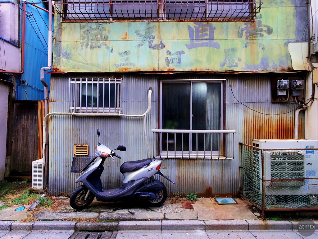 Industrial Residence - Tokyo, Japan