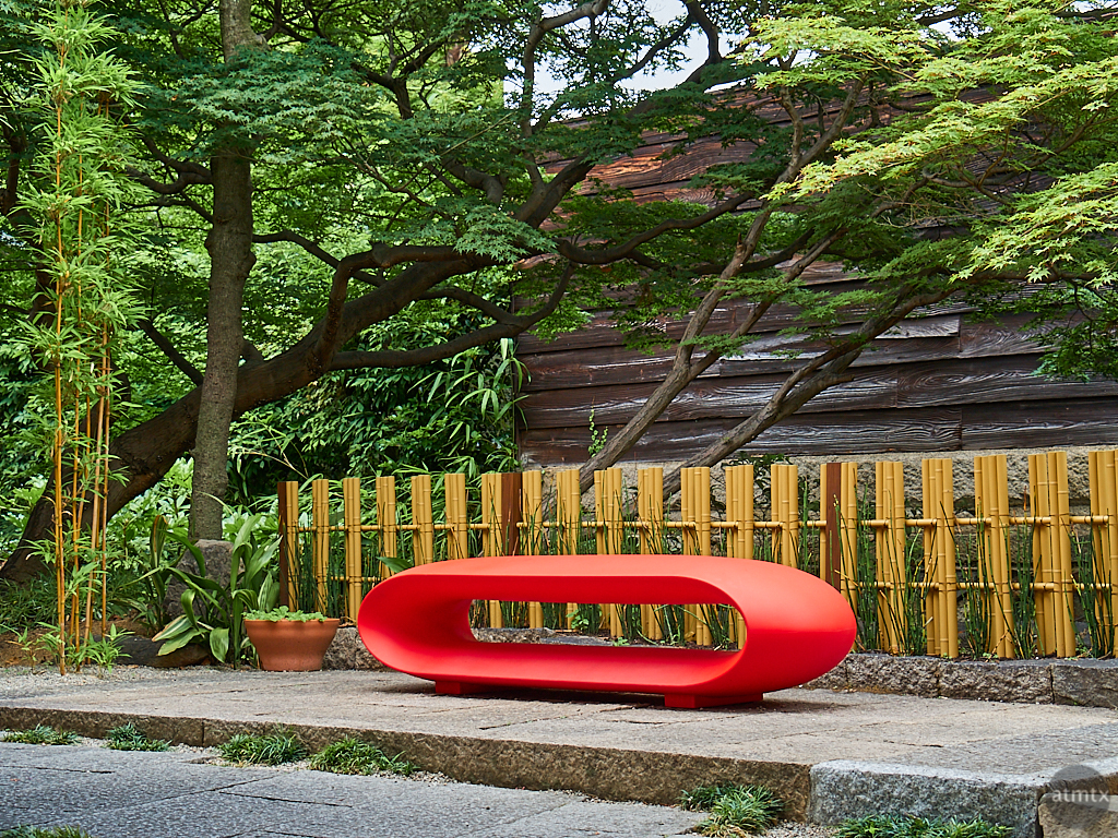 Red Bench - Kurashiki, Japan