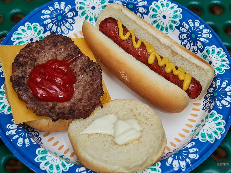 4th of July Food - Austin, Texas