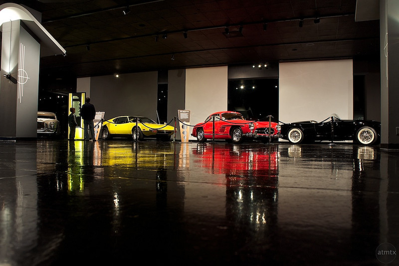 Father and Son, Petersen Automotive Museum - Los Angeles, California