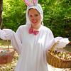Madeline, Easter Bunny - Austin, Texas