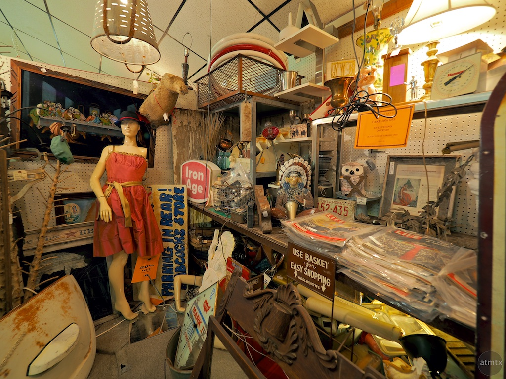 Antique store #2 - Austin, Texas