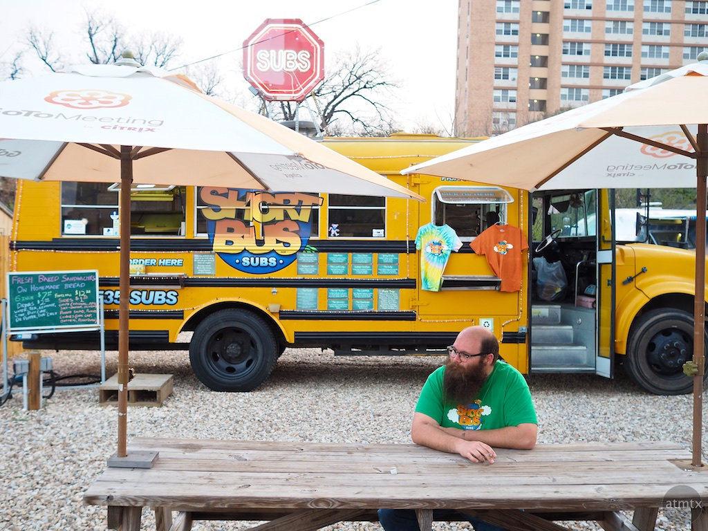 Short Bus Man, SXSW 2015 - Austin, Texas