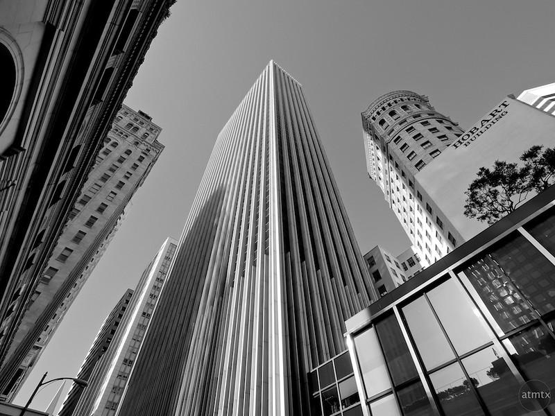 Skyscrapers of San Francisco #6 - San Francisco, California