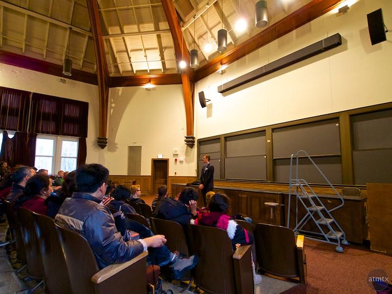 Classroom, University of Chicago - Chicago, Illinois