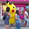 Pokemon Go in real life - Austin, Texas