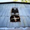 Rusted Facade - Austin, Texas