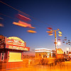 Closing Time, Amusement Park - Santa Cruz, California