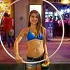 Rayne and her Hula Hoop, 2016 F1 Fan Fest - Austin, Texas