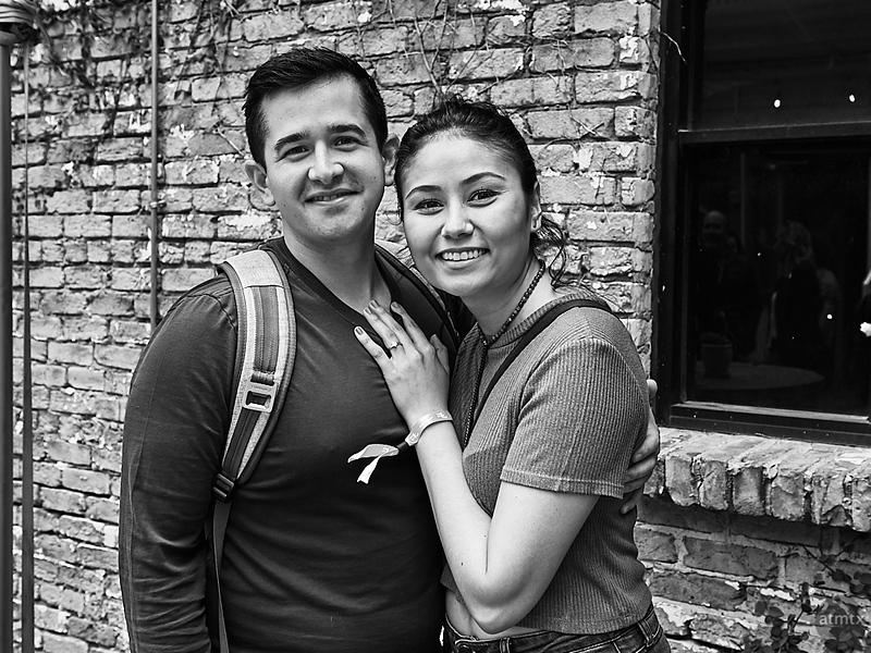 AJ and Ariel, SXSW 2018 - Austin, Texas