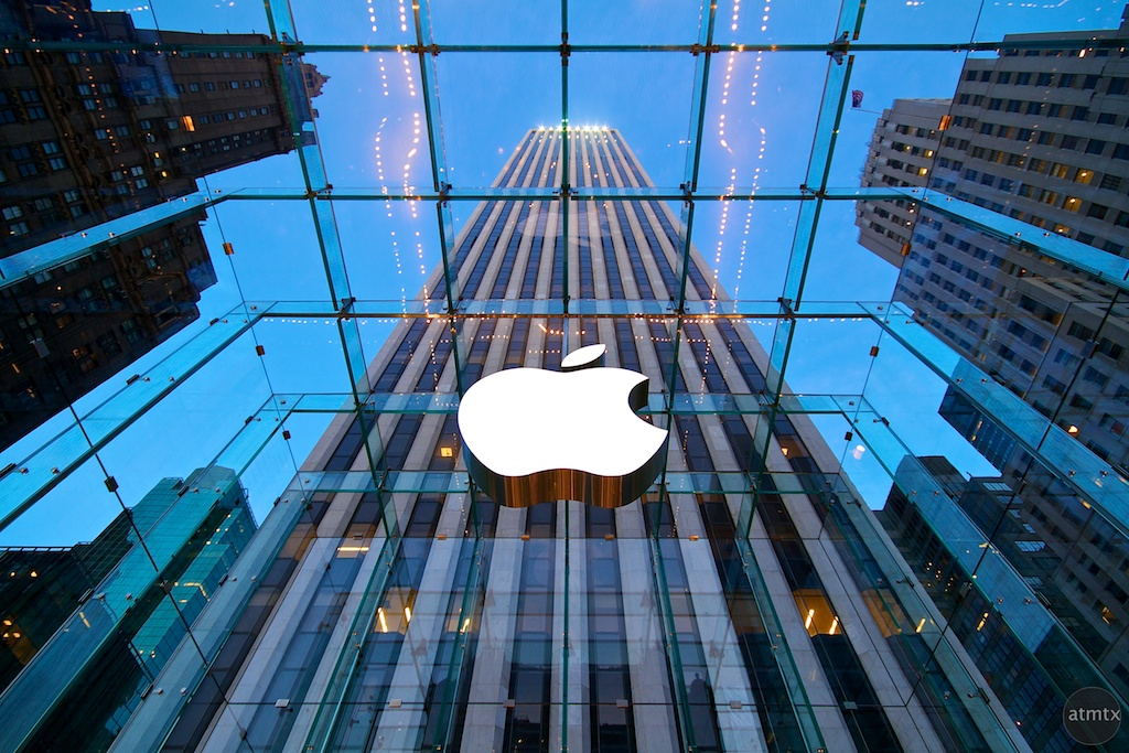 Apple Store, Fifth Avenue - New York, New York