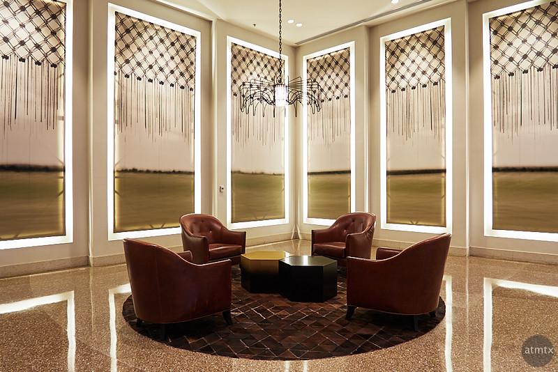 Seating, JW Marriott - Austin, Texas