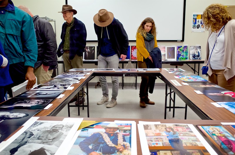 Student Exhibits, Austin Community College - Austin, Texas