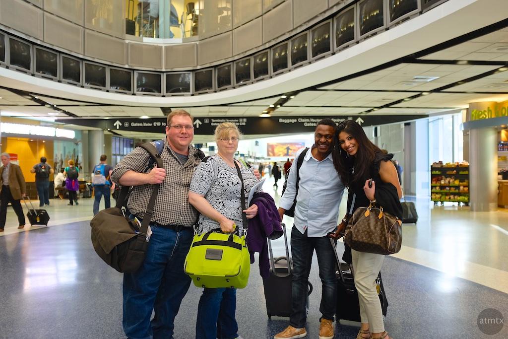 Flight Delay Companions - Houston, Texas