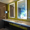 Archer Hotel Bathroom, The Domain - Austin, Texas