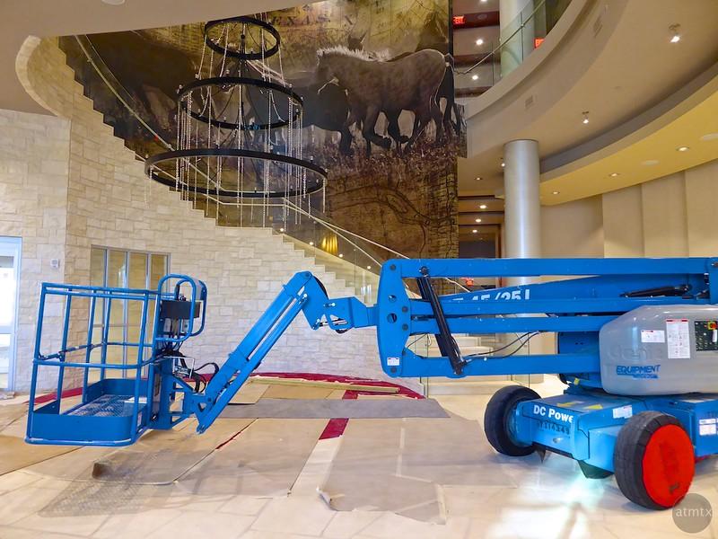Archer Hotel Interior, The Domain - Austin, Texas