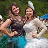 Beth and Lina, Eeyore's Birthday Party - Austin, Texas