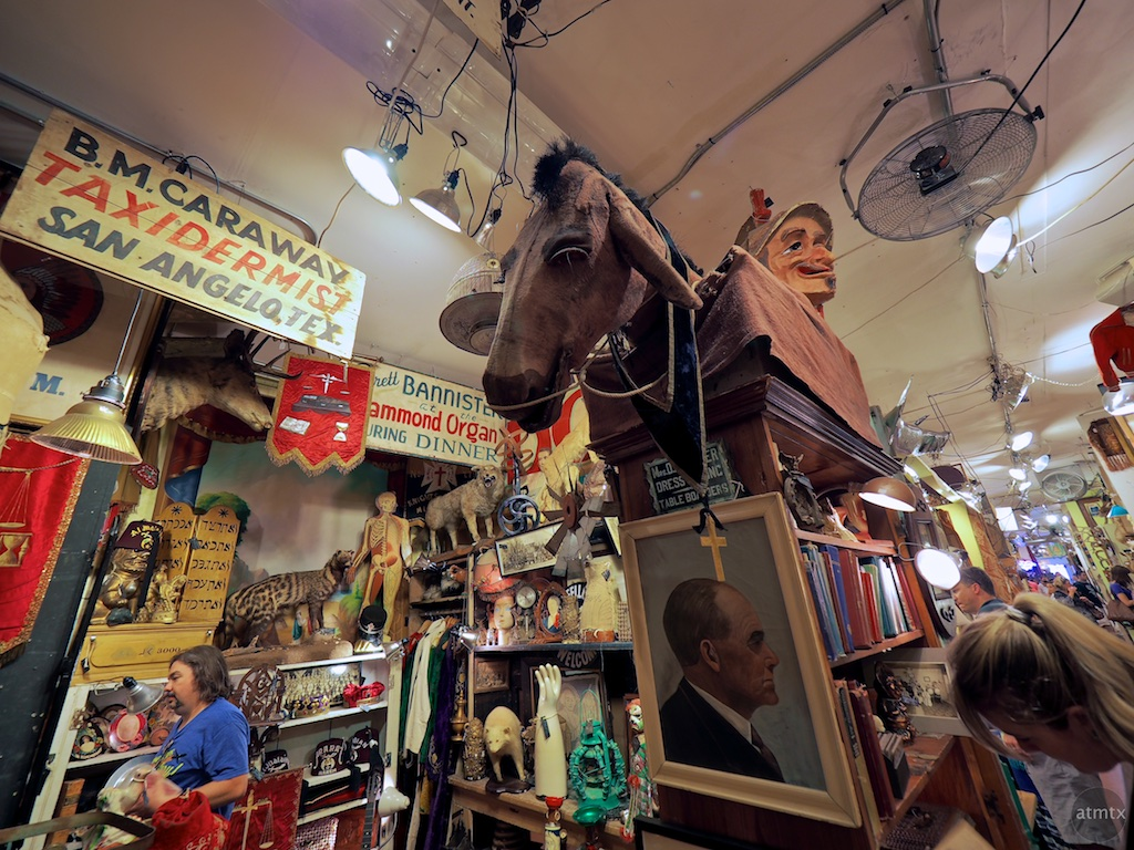 Antique store #12 - Austin, Texas
