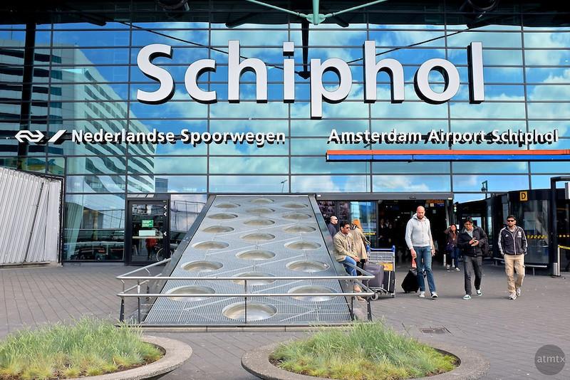Schiphol Exterior - Schiphol, Netherlands