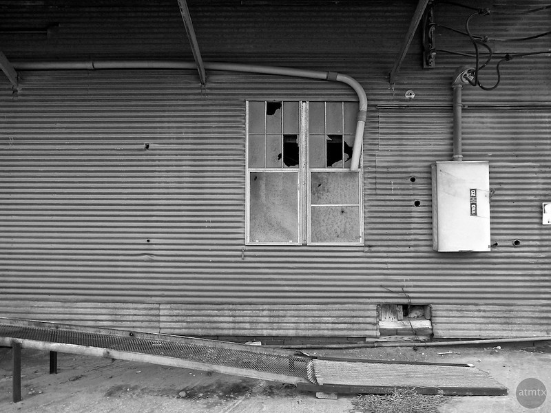 Corrugated Details #1 - Giddings, Texas