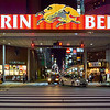 Kirin Beer, Nagarekawa Entertainment District - Hiroshima, Japan