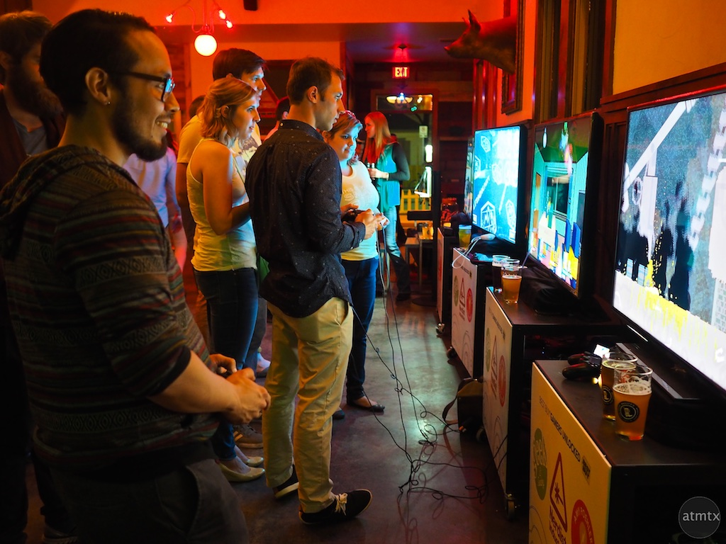 Video Gamers, SXSW 2015 - Austin, Texas