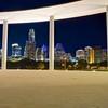 The Skyline from the Long Center - Austin, Texas