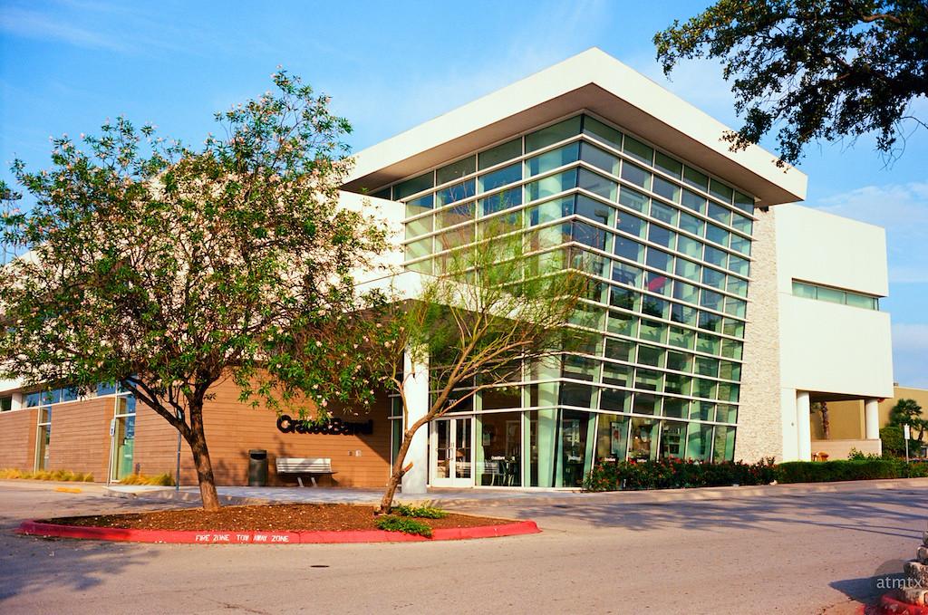 Interesting Suburban Architecture - Austin, Texas