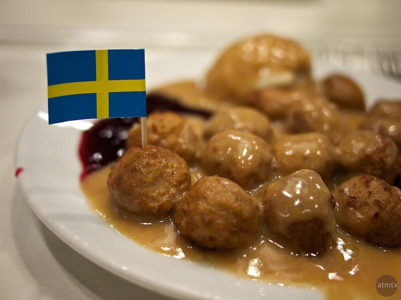 Swedish Meatballs, Ikea - Round Rock, Texas