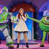 Singing with Buz and Mike, Disney World - Orlando, Florida