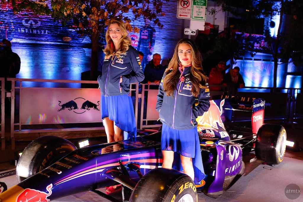 2014 F1 Fan Fest - Austin, Texas