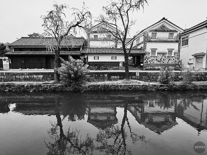 Timeless Canal Streetscape - Kurashiki, Japan