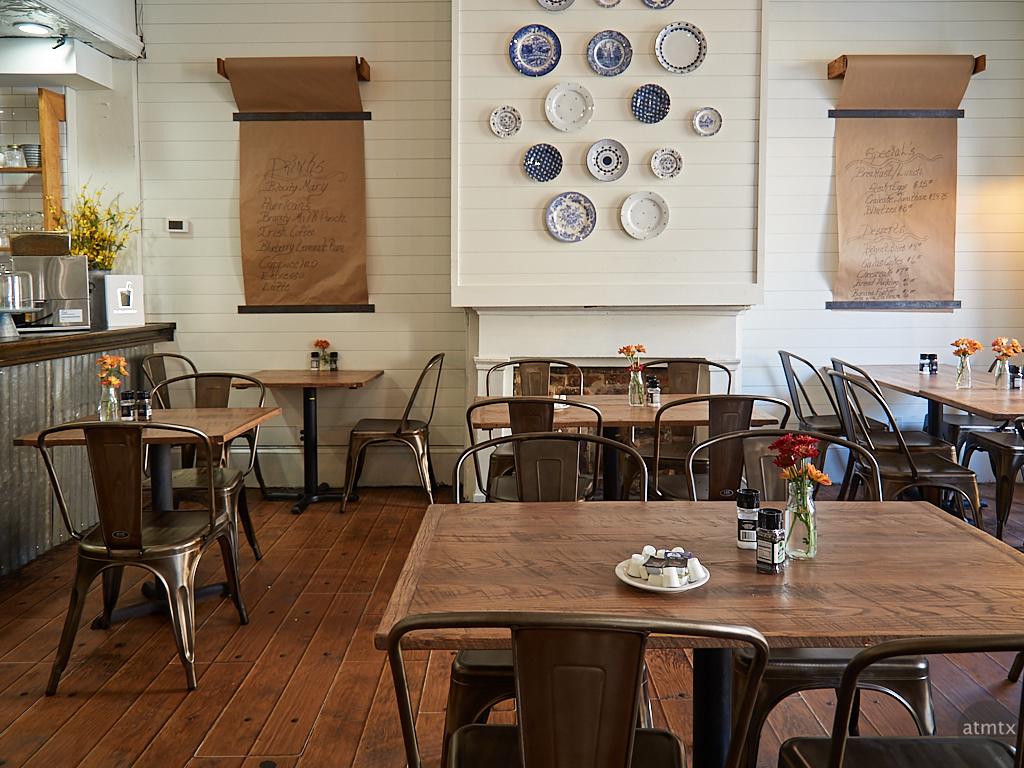 Old Coffee Pot Restaurant - New Orleans, Louisiana