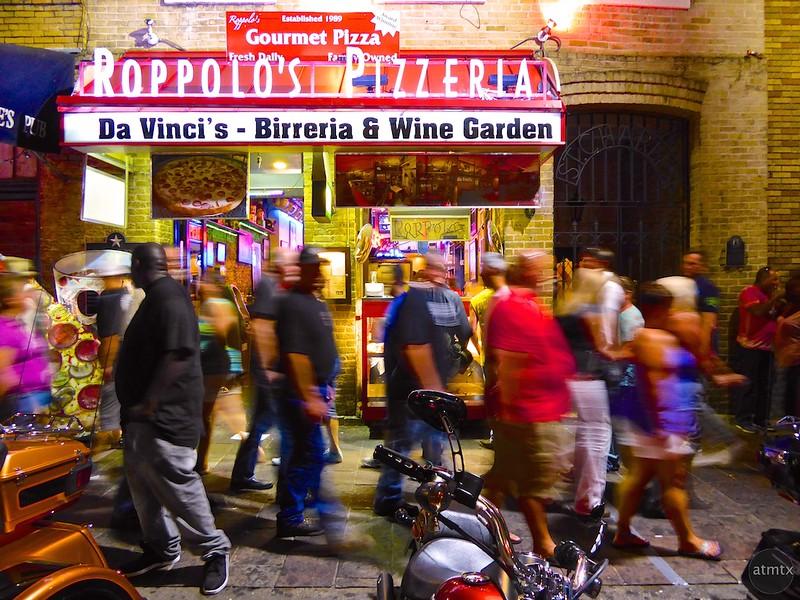 Roppolo's Pizzeria, ROT Rally 2016 - Austin, Texas