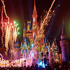 Fireworks Finale, Disney World - Orlando, Florida