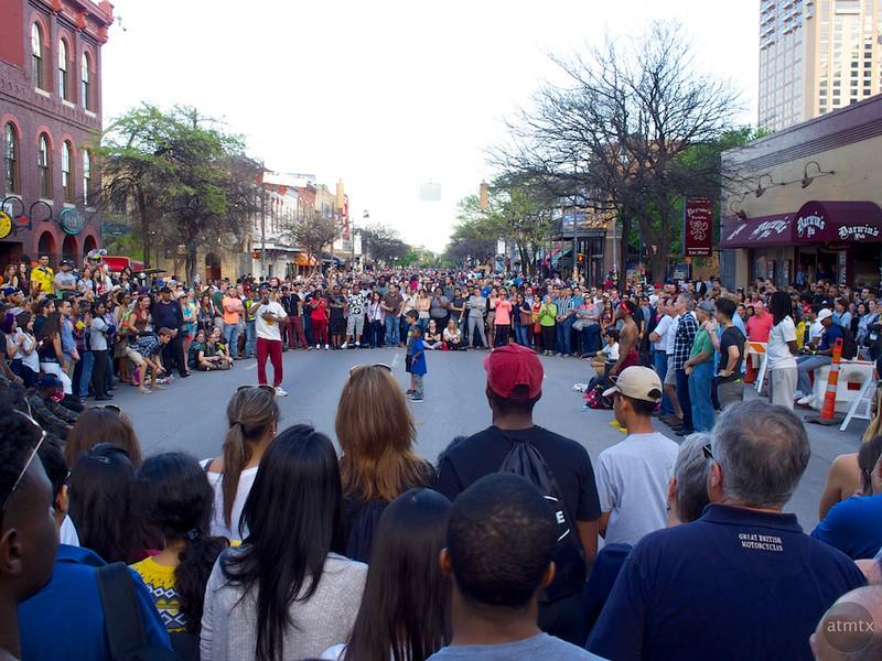 Massive Street Appeal, SXSW 2016 - Austin, Texas