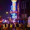 Beale Street Night Life - Memphis, Tennessee