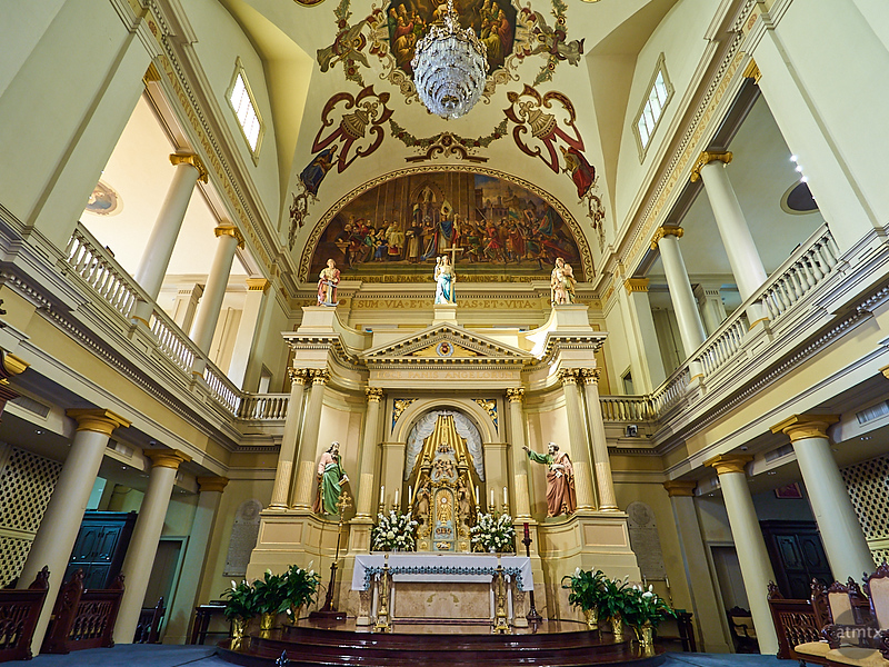 Alter, St. Louis Cathedral - New Orleans, Louisiana