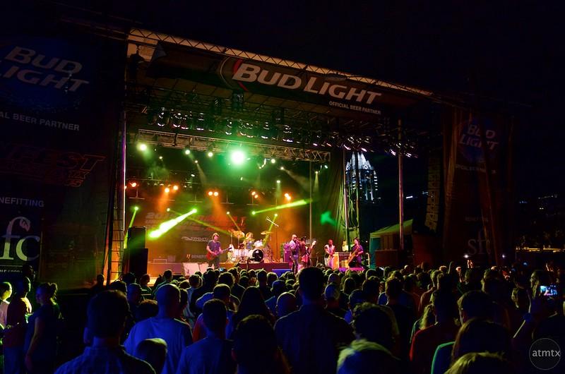 Trombone Shorty & Orleans Avenue, 2015 Fan Fest - Austin, Texas