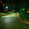 Green Glow, University of Texas - Austin, Texas
