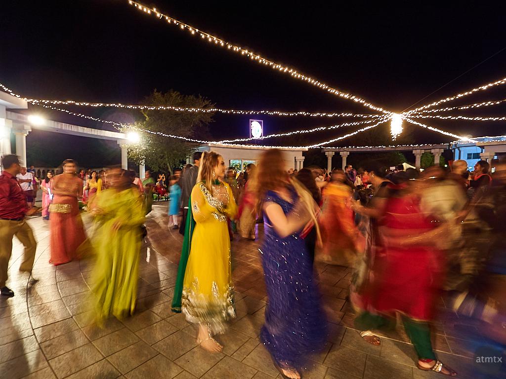 Raas Garba, Diwali Festival - Austin, Texas