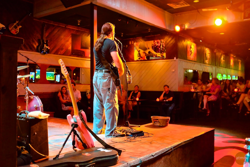 Bar Performance #2, 6th Street - Austin, Texas