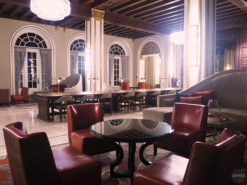 Lobby, The Sainte Claire Hotel - San Jose, California
