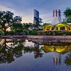 Reflecting Pond, Auditorium Shores - Austin, Texas