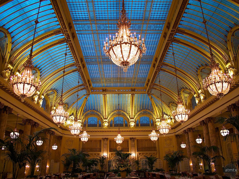 The Garden Court, Palace Hotel - San Francisco, California