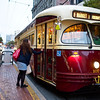 Missing the Tram - San Francisco, California