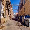 Alleyway - Temple, Texas