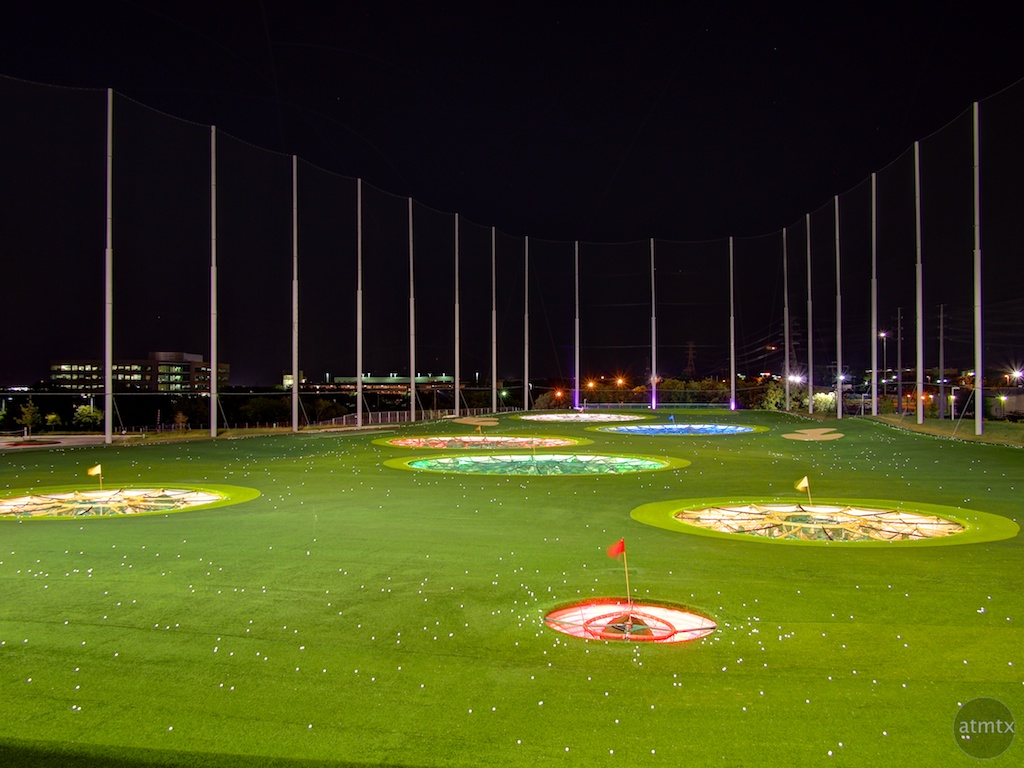 The Course, Top Golf - Austin, Texas