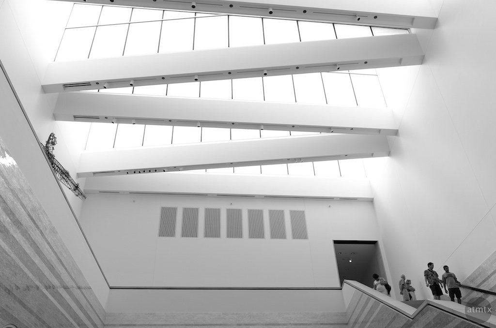 Skylight, Blanton Museum of Art - Austin, Texas